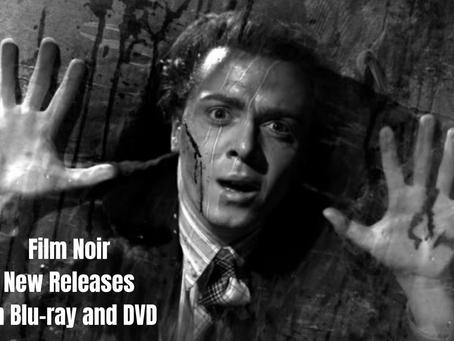 Film Noir New Releases in May 2020
