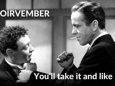 Noirvember 2019 Preview