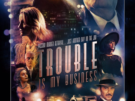 Trouble is My Business (2018) Tom Konkle