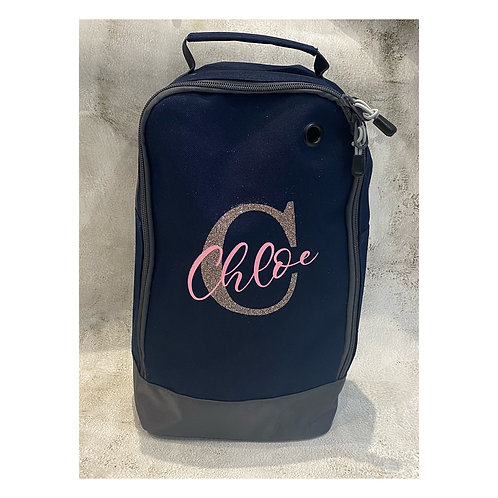 Personalised Golf Boot Bag | Back to School Gift | Shoe Bag | Footballer Gifts