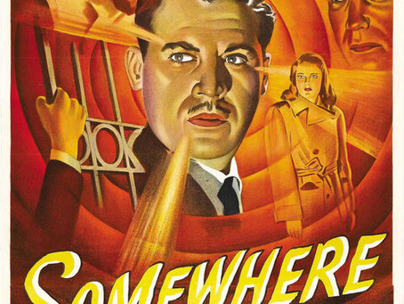 A Recommendation for Noirvember 2019: Somewhere in the Night (1946)