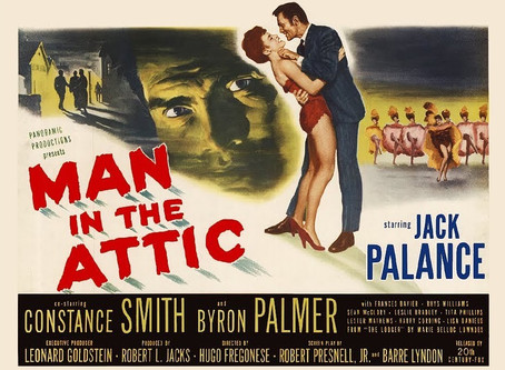 Noirvember 2018, Episode 16: Man in the Attic (1953)