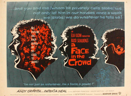 A Face in the Crowd (1957) Elia Kazan