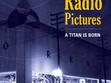 Summer Reading Challenge 2019: RKO Radio Pictures: A Titan is Born - Richard B. Jewell