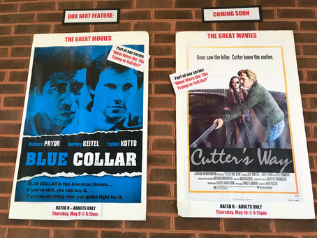 What Were the '70s Trying to Tell Us? Blue Collar (1978) and Cutter's Way (1981)