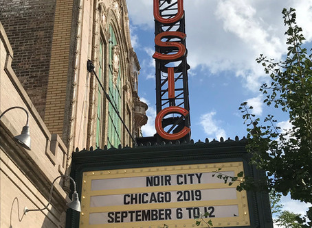 Thoughts on Noir City Chicago 2019