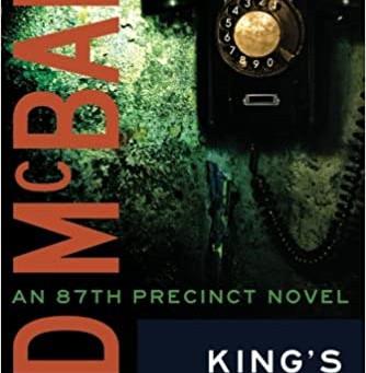 2021 Summer Reading Challenge: King's Ransom (1959)