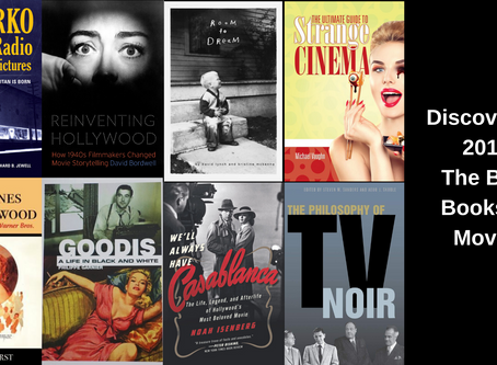 The Best Movie Discoveries of 2019: Books on Movies