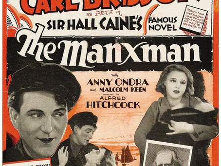 The Alfred Hitchcock Project #9: The Manxman (1929)