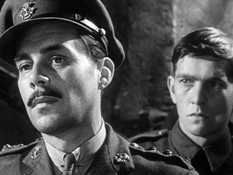 Where Have You Gone, Tom Courtenay?