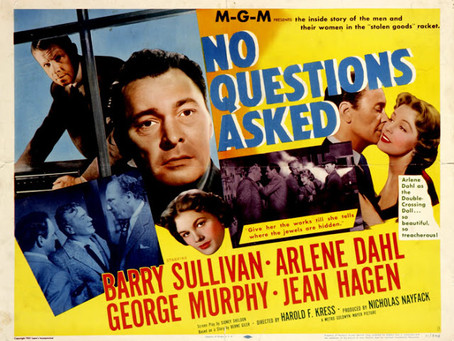 No Questions Asked (1951) Harold F. Kress