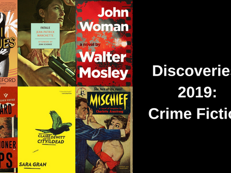 The Best Discoveries of 2019: Crime Fiction