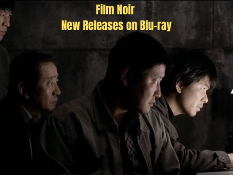 Film Noir New Releases in April 2021