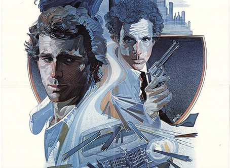 The Driver (1978) Walter Hill