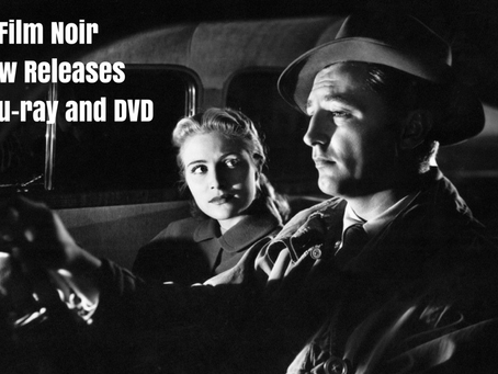 Film Noir Releases in March 2019
