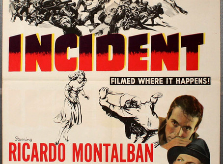 Noirvember 2018, Episode 7: Border Incident (1949)