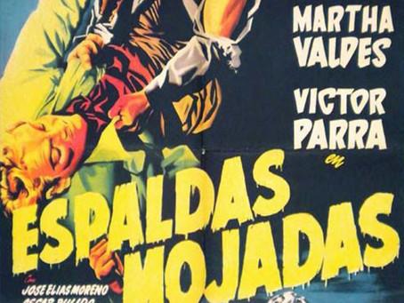 Mexican Noir: Espaldas Mojadas (1955) Alejandro Galindo