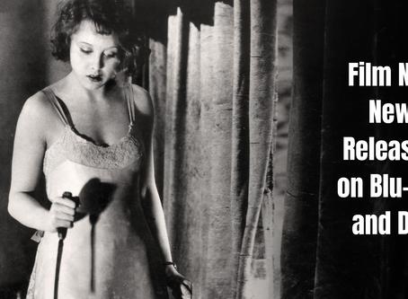 Film Noir New Releases in August 2019