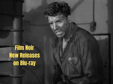 Film Noir New Releases in September 2020
