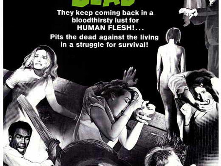 Growing Up with Movies: Night of the Living Dead (1968)