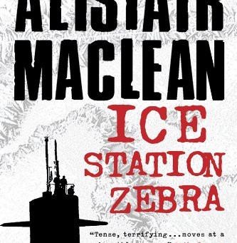 Summer Reading Challenge 2019: Ice Station Zebra - Alistair MacLean