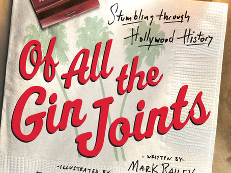 Summer Reading Challenge 2019: Of All the Gin Joints - Mark Bailey, Edward Hemingway