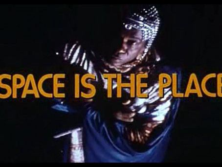 Space is the Place (1974) John Coney