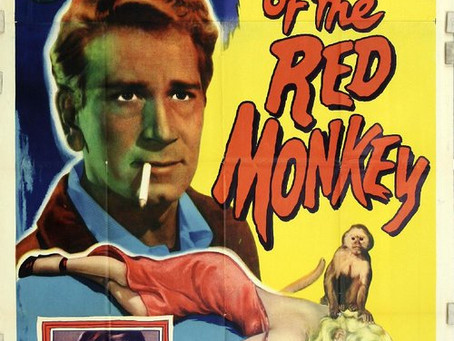 Noirvember 2018, Episode 19: Little Red Monkey (1955)