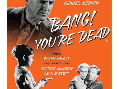 Noirvember 2018, Episode 24: Bang! You're Dead (1954)