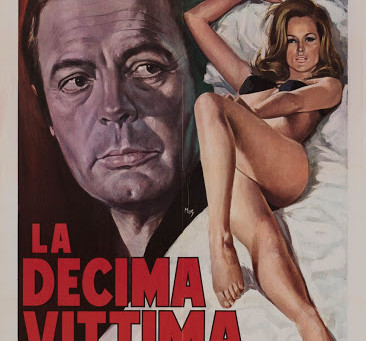 My Letterboxd Watchlist #5: The 10th Victim (1965)