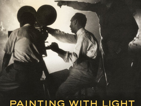 2020 Summer Reading Challenge: Painting with Light (1949, 2013) John Alton