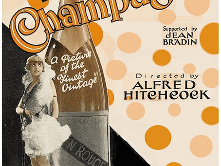 The Alfred Hitchcock Project #8: Champagne (1928)