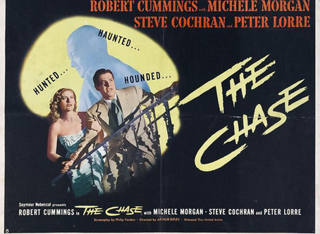 Noirvember 2018, Episode 27: The Chase (1946)