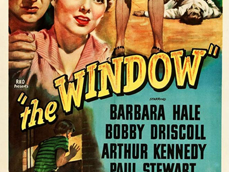 Noirvember 2019: The Window (1949) Ted Tetzlaff