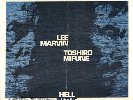 A Neglected Treasure: Hell in the Pacific (1968) John Boorman