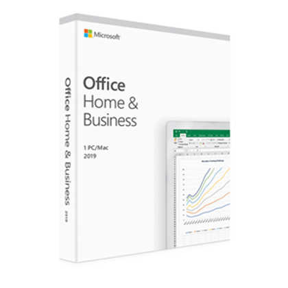 Microsoft Office Home & Business 2019 1 PC/Mac No Media