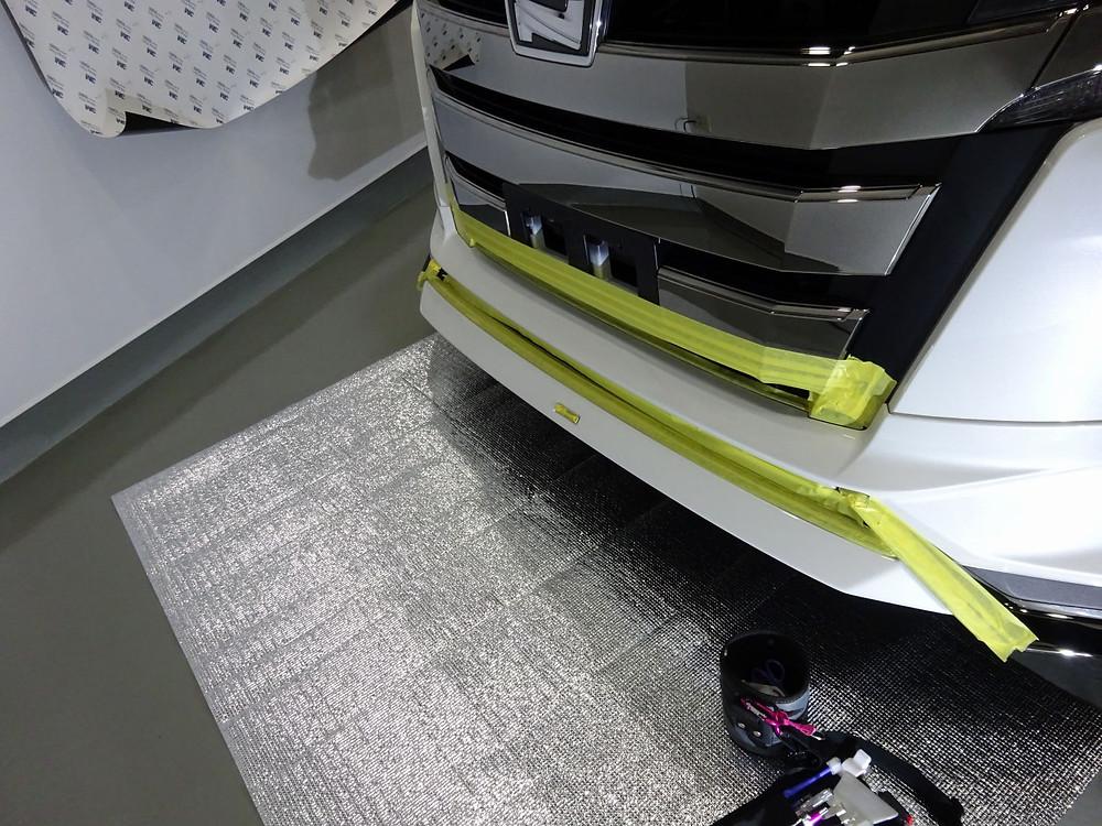 スポイラーラッピング モデリスタ 格安 高品質 カーラッピング専門店 メタルスリーパー プロテクション 丁寧