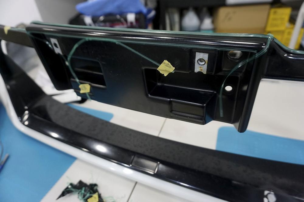 3M ナイフレステープ 安心 安全 カーラッピング専門店 相模原 八王子 横浜 町田 プロテクションフィルム施工