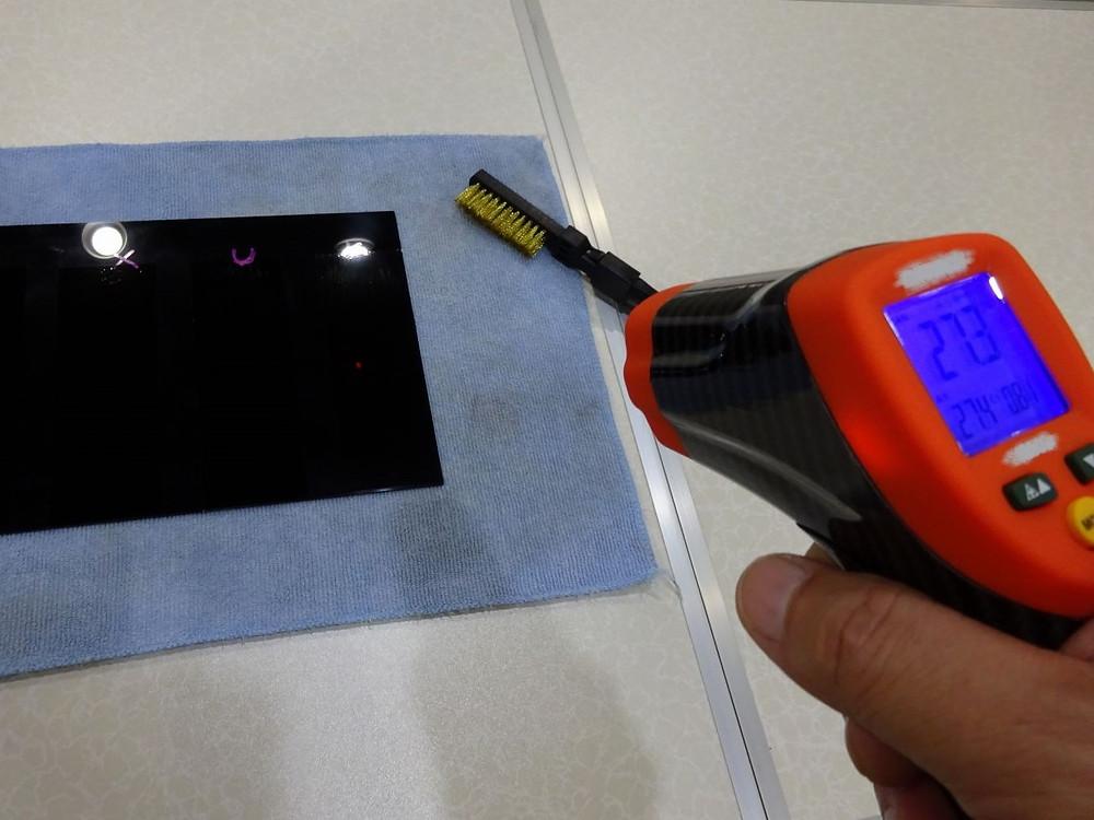 プロテクションフィルムの比較検証 復元修復 カーラッピング専門店 格安 相模原 町田 メタルスリーパー