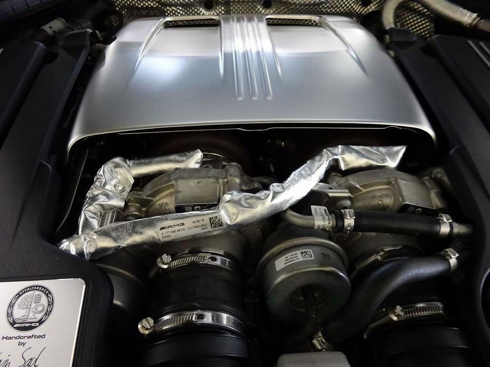 AMG ツインターボ カーラッピング専門店 格安