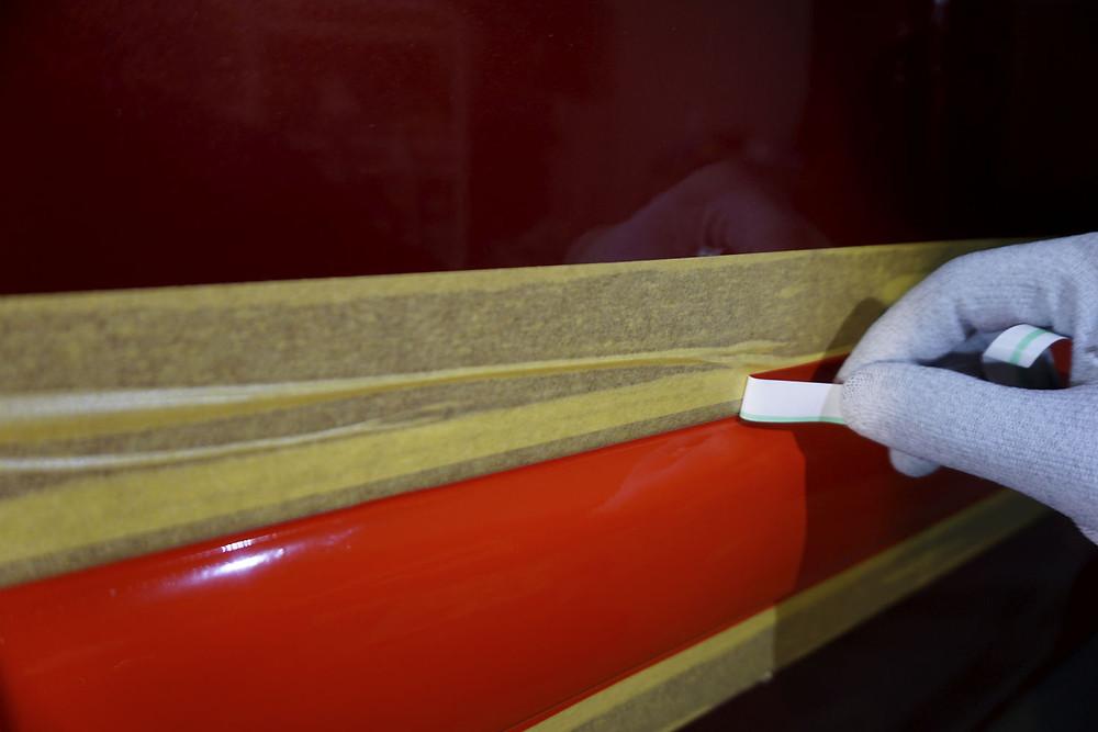3Mナイフレステープ 施工動画 カーラッピング専門店 プロテクションフィルムPPF施工 相模原 町田 横浜 八王子 平塚市 厚木市 茅ヶ崎市 大和市 座間市 多摩市