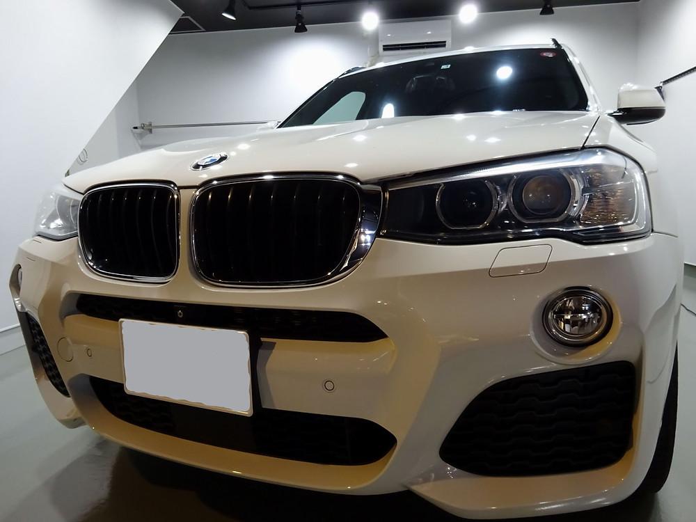 BMW プロテクションフィルム カーラッピング専門店 格安 相模原 町田 メタルスリーパー