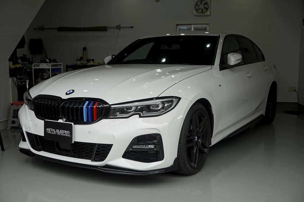 BMW カスタム カーラッピング専門店 プロテクションフィルム施工 相模原 町田 八王子 横浜