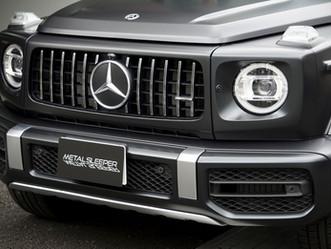 Mercedes-AMG G63のマットフルプロテクションフィルム施工①/神奈川県川崎市K様#XPEL#STEALTH#エクスペル#ステルス