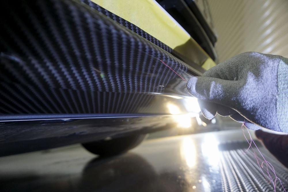 安全な施工 3M ナイフレステープ使用 カーラッピング専門店 プロテクションフィルム施工 相模原 町田 横浜 八王子 平塚市 厚木市 大和市 多摩市