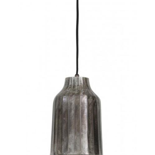 Black Pearl Metal Pendant Light Medium