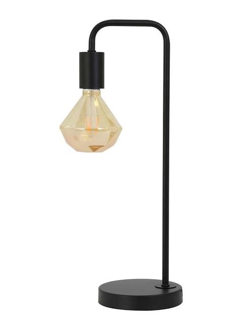 Matt Black Table Lamp