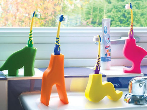 Kids Animal Toothbrush Holders