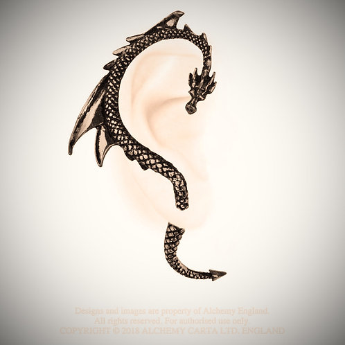 Ear-wrap The Dragon's Lure (Left)