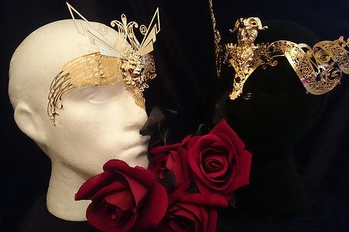 Leo Golden Tiara